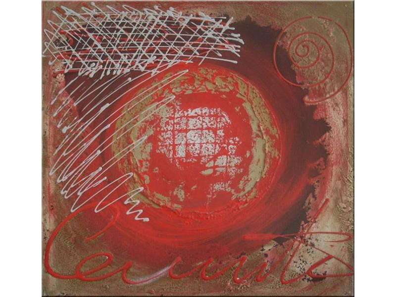 Cuadro abstracto 60cm