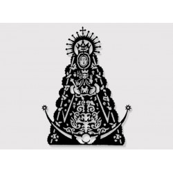 Figura Virgen del Rocio
