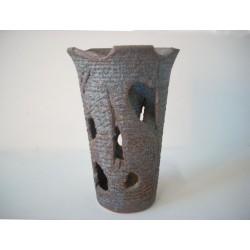 Jarrón de cerámica. Pieza única