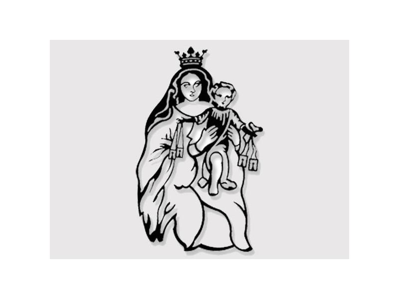 Figura Virgen del Carmen