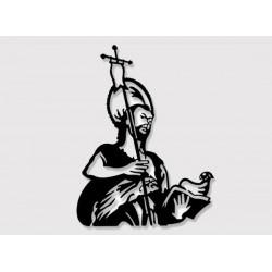 Figura San Juan Bautista