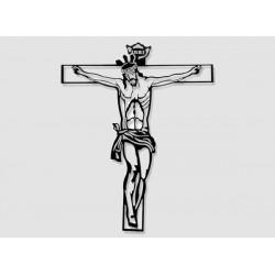 Figura Cristo Crucificado