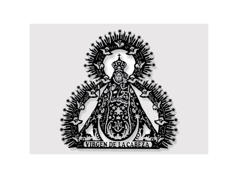 Figura Virgen de la Cabeza