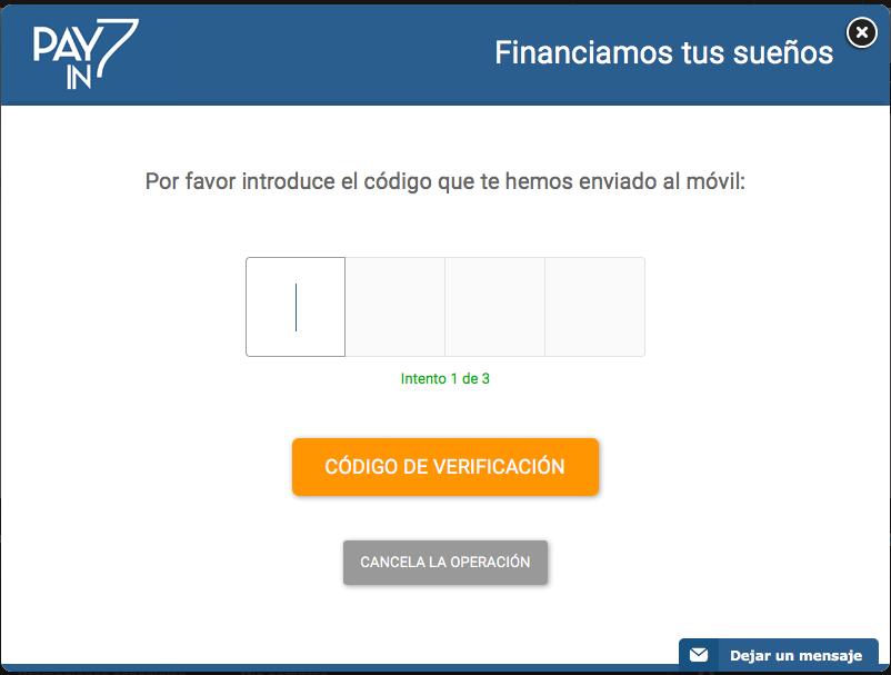 Verificacar pago